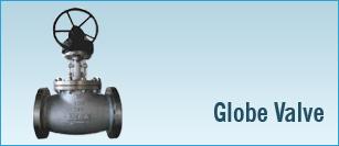 Industrial Steel Globe Valves