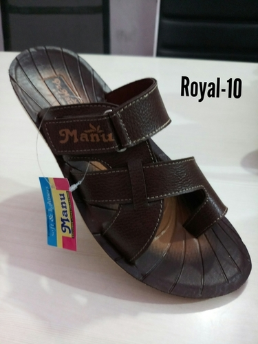 Royal Gents Slippers in  Narela Indl. Area