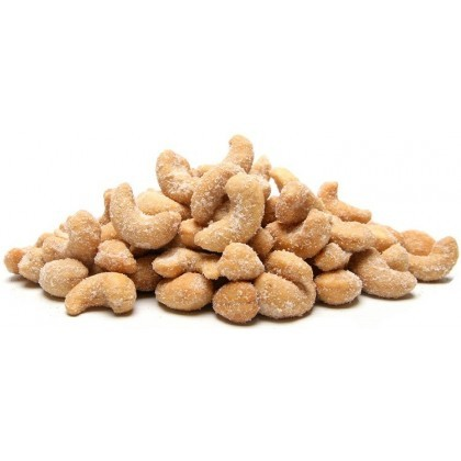 Extra Large Whole Cashews (Roasted And Salted)