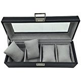Knott Black 4 Pillow Watch Case