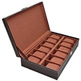 Knott Brown 10 pillow Watch Case