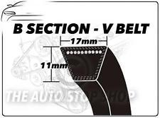 B Section Fenner Dunlop Ecodrive V Belts
