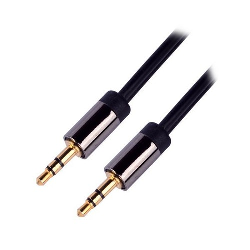Computer Audio Cable Male To Male 3.5Mm To 2 Rca Cable Aux Audio Cable Certifications: Rohs&Iso