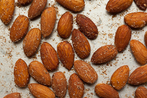 Rosted Almonds