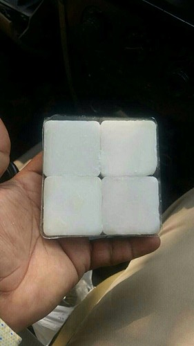 Square Solid Fuel Cube