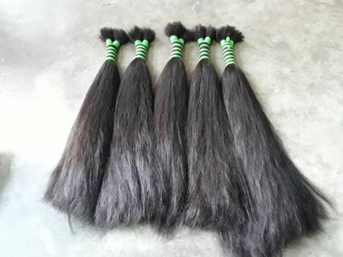 Double Drawn Hair (Best Quality)