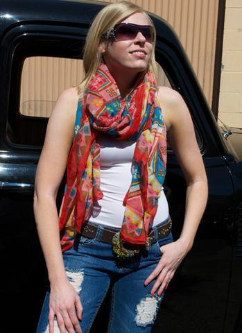 Western Stylish Scarves