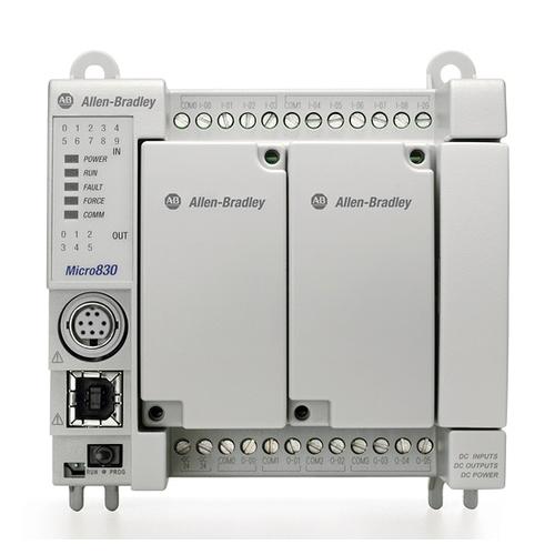 Allen Bradley Micro 830 PLC (2080-LC30-10QWB)