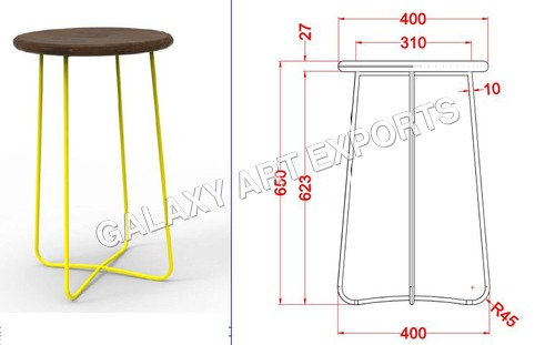 Side Tables Long Legs