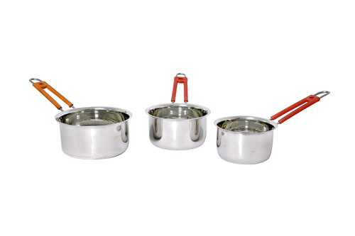 Stainless Steel Saucepen
