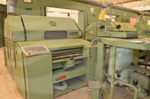 6038/R6-1 X Trutzschler Dk740 Carding Machine