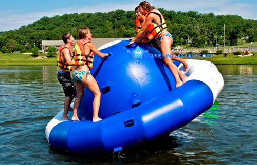 Hot Commercial Grade Inflatable Disco Boat Water Toy
