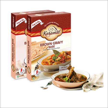 Karamat Brown Gravy Paste