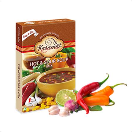 Karamat Hot and Sour Soup Mix
