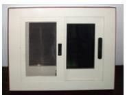 Burhani Glass Window