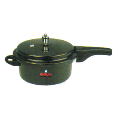 Hard Anodized Jr and Sr Junior Pressure Pan