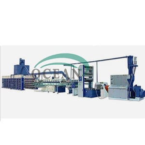 Woven Sack Tape Stretching Plant