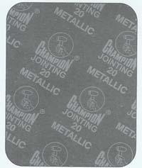 STYLE 20 METALLIC Graphite Gasket Sheets