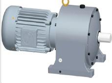 Gear Reducer Motor 22kw Ratio 40:1-120:1 Horizontal
