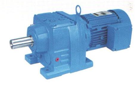 Max Horizontal Gear Reducer Motor 7.5kw Ratio 40:1-120:1