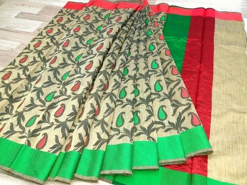 Soft Silk Banarsi Saree