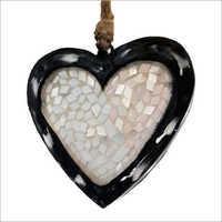 Decorative Bright Heart Wall Hanging