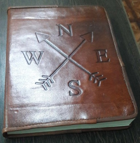 New Leather Stylish Piping Diaries