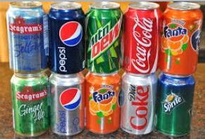 Carbonated Soft Drink