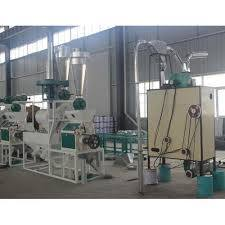 Wheat Cleaning And Grading Plant Machine