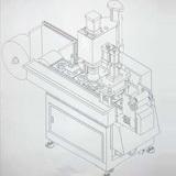 3d Mask Weld-Seal Machine