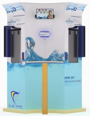 Water Atm Card