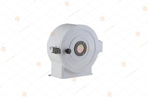 Milling Chamber For Flour Mill 1HP Powder Coating