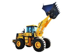 Rated Power 175kW, Standard Bucket Capacity 3.5 m3 Pay Loader