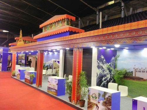 International Agarbatti And Perfume Expo Stall