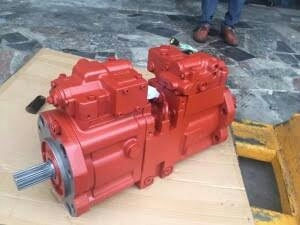 Kawasaki K3V Series Pumps