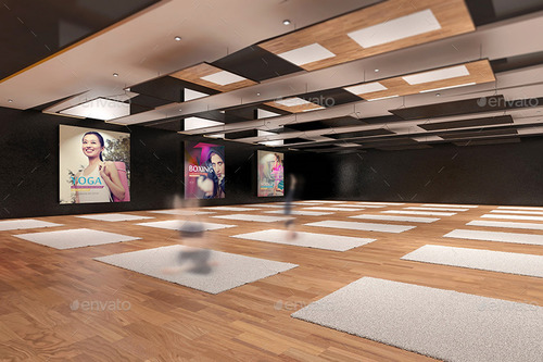Gym Interior Designing Service in  S.G.Road