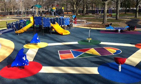 Special Child Playground Slides