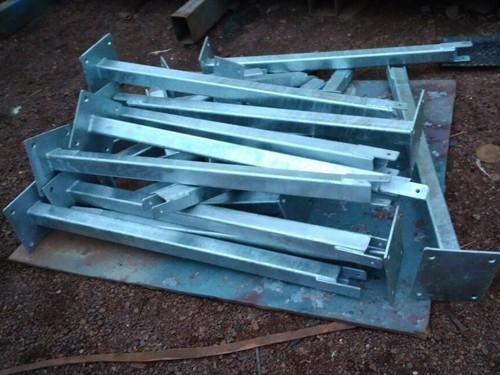 Galvanized Stainless Steel Structures