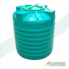 Green Water Storage Tank