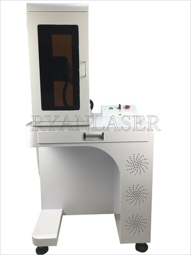 Fiber Laser Marking Machines With Safety Cover FL20