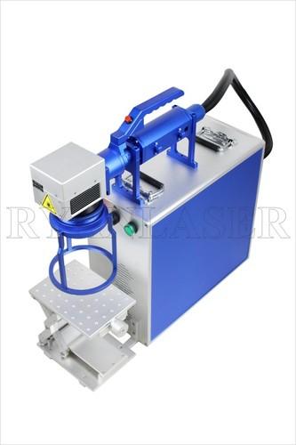 Handheld Fiber Laser Marking Machines