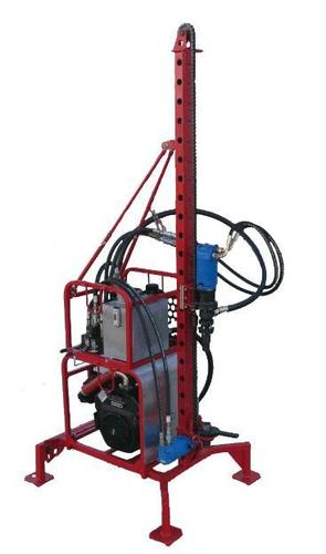 HD 30C Gasoline Man Portable Drilling Rig
