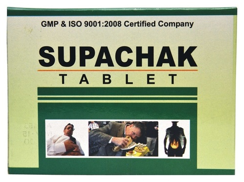 Ayurvedic Supachak Tab For Digestive