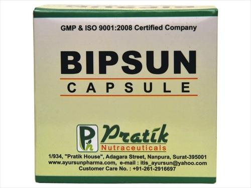 Herbal Beepsun Capsule For Hypertention