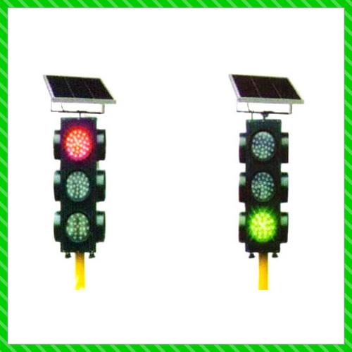 Solar Traffic Signals Light