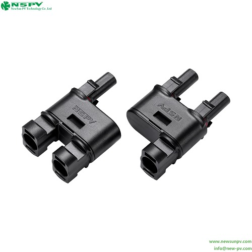 1500VDC 2 To 1 Branch Solar Connector
