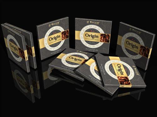 Chocolate Origin Bar Certifications: Halal