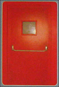 Finest Quality Fire Protected Combined Doors