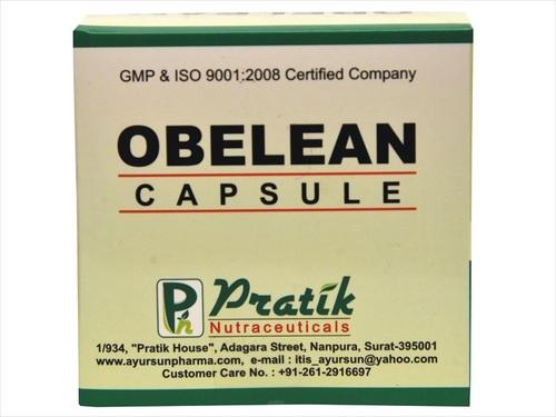 Obelean Herbal Capsule For Obesity in  Nanpura