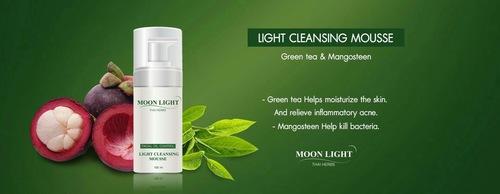 Light Cleansing Mousse (Detox Cleanser)